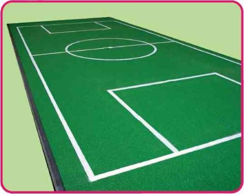 Mini campo da calcio - Misure porta calcio a 5 ...